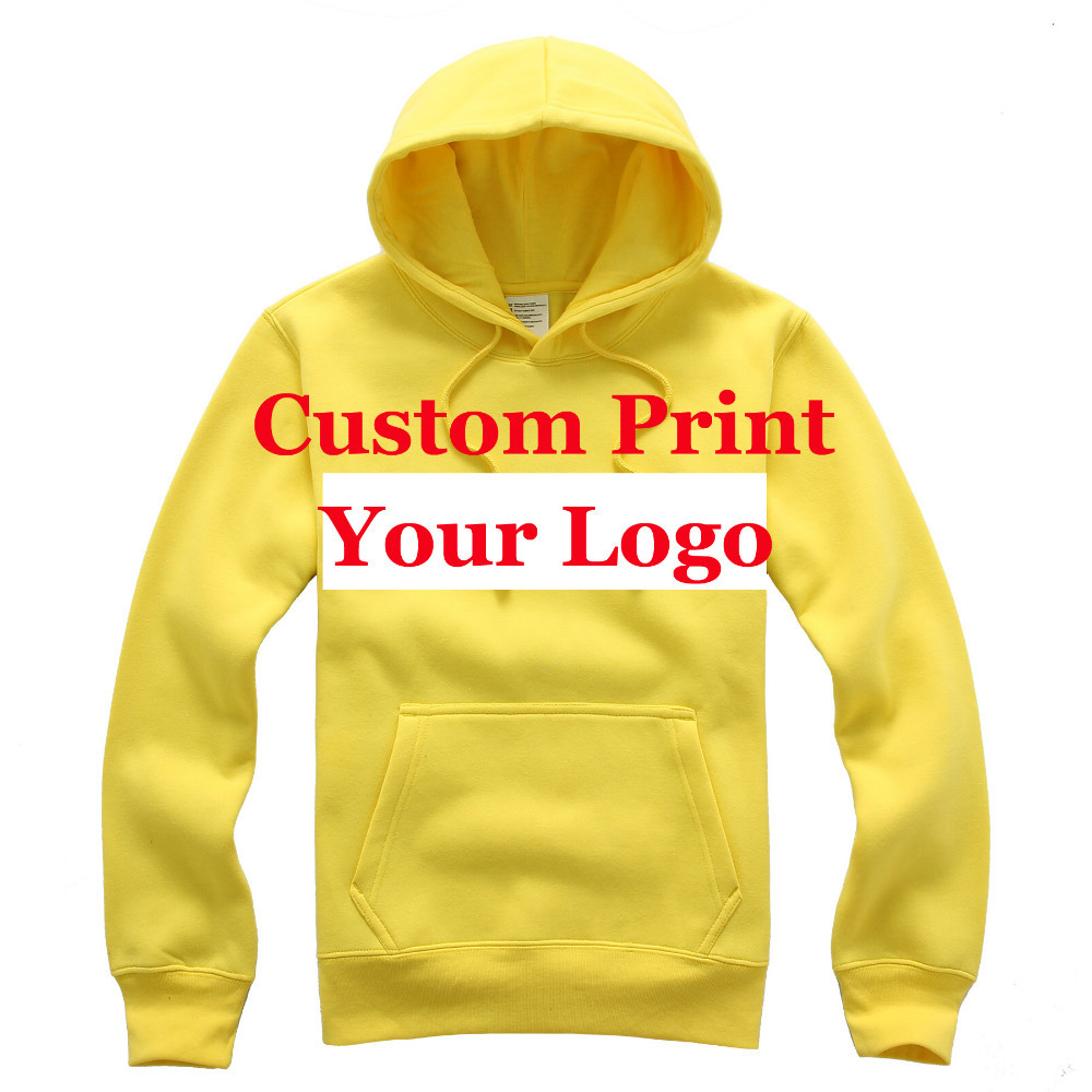 Customize own hoodie