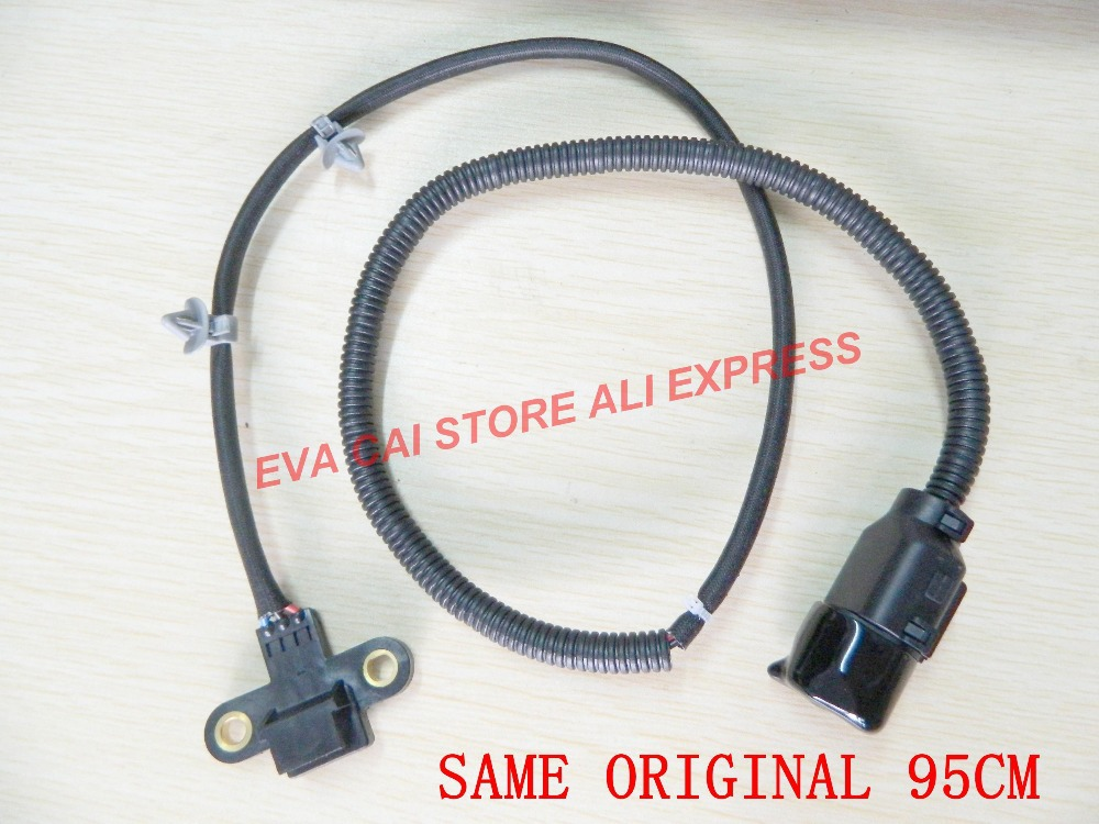 free shipping NEW 39310 38060 Crankshaft Position Sensor FOR HYUNDAI SONATA TRAJET KIA OPTIMA<br><br>Aliexpress