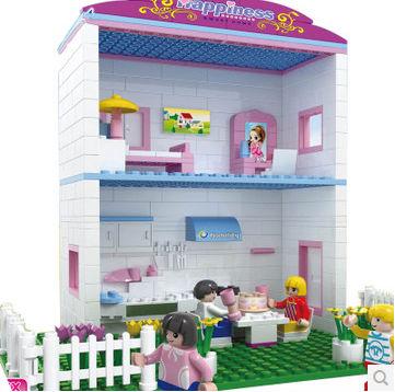 Детское лего COGO 3259 360 DIY детское лего tank iv f2 1193pcs lego