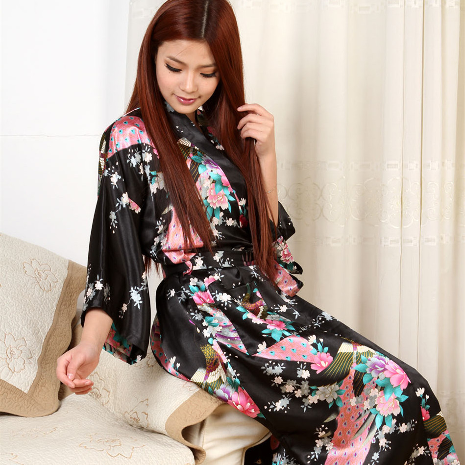 Chinese Silk Dressing Gown. The gallery for --> Chinese Silk ...