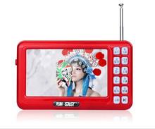 4.3inch SAST MP5 player portable megaphone video machine high power amplifier belt screen multifunctional radio(China (Mainland))