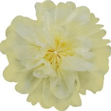 13 см пом-помы из ткани бумажные цветы-шары для дня рождения свадьбы для украшения детского душа свадебный душ праздничные украшения(China)