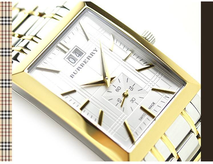 Great Britain Small Second Gold between Fashion quartz female table BU1325 watch