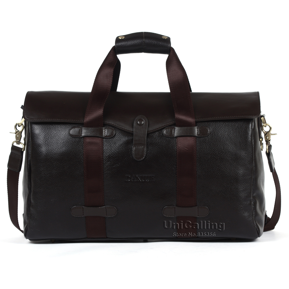 2 Dan Jue genuine leather male computer bag large capacity bag can be mixed batch whole first layer of leather bag type<br>