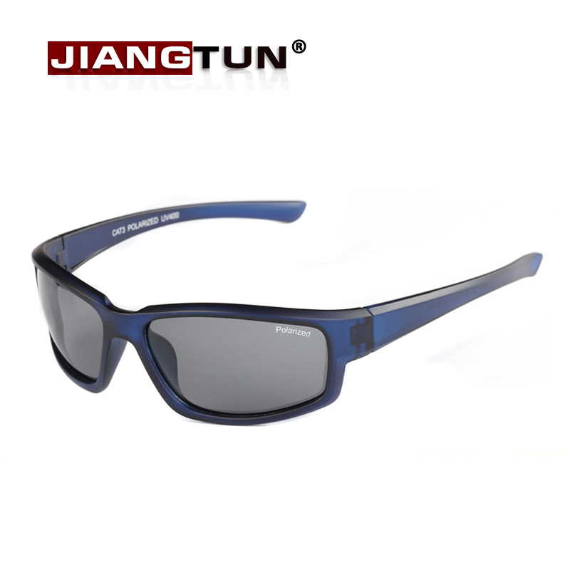 JIANGTUN Brand Designer 2016 New Men Polarized Sunglasses Glasses Driving Points UV400 Protection Sunglass Gafas Ciclismo(China (Mainland))