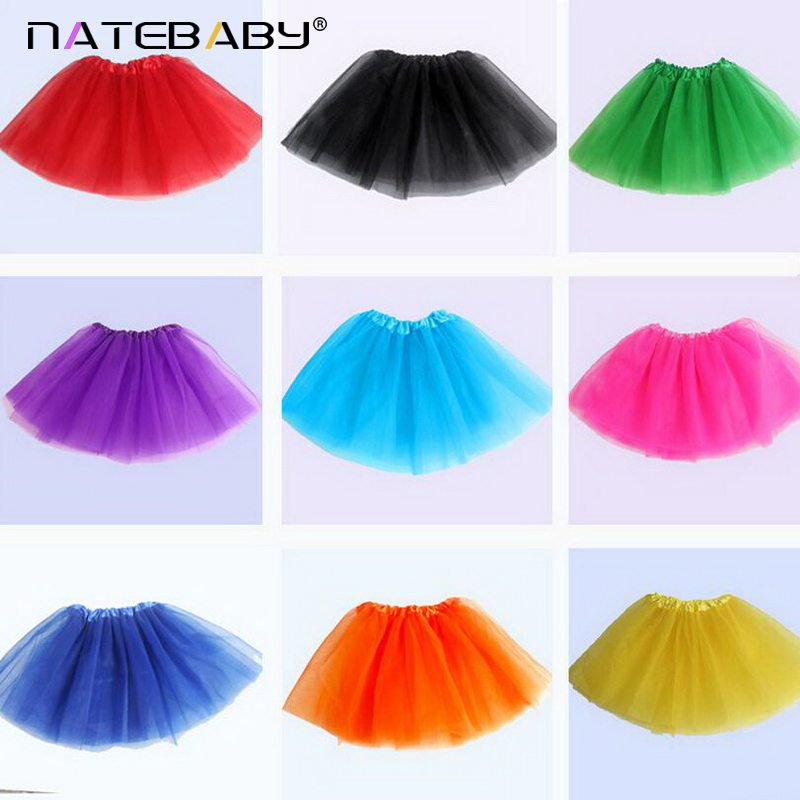DQ 14 Colors Available Sweetheart Wear Baby Girls Tutu Skirts Chiffon Baby Ballerina Skirt Christmas Gift Candy Color NH0967(China (Mainland))