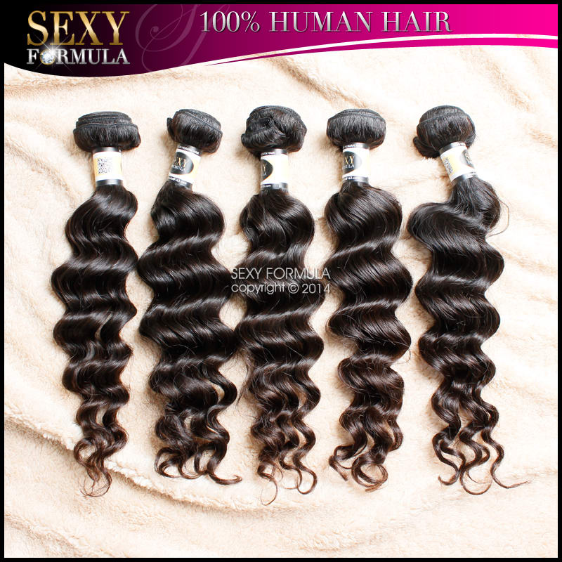 Free Shipping 5pcs Lot Loose Body Wave 100% Malaysian Virgin Hair 8-30 inches Malaysian Virgin Human Hair Double weft(China (Mainland))