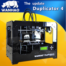 wanhao 3d printer new version duplicator 4