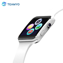 Bluetooth Smart Watch X6+ Curved Screen Smartwatch With Alarm Clock Camera Support SIM TF Card Facebook Twitter Relogios Smart(China (Mainland))