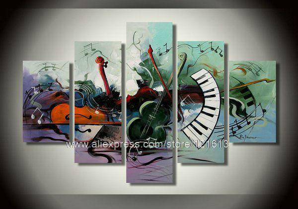 Musical Instruments Artwork Promotion Shop For Promotional