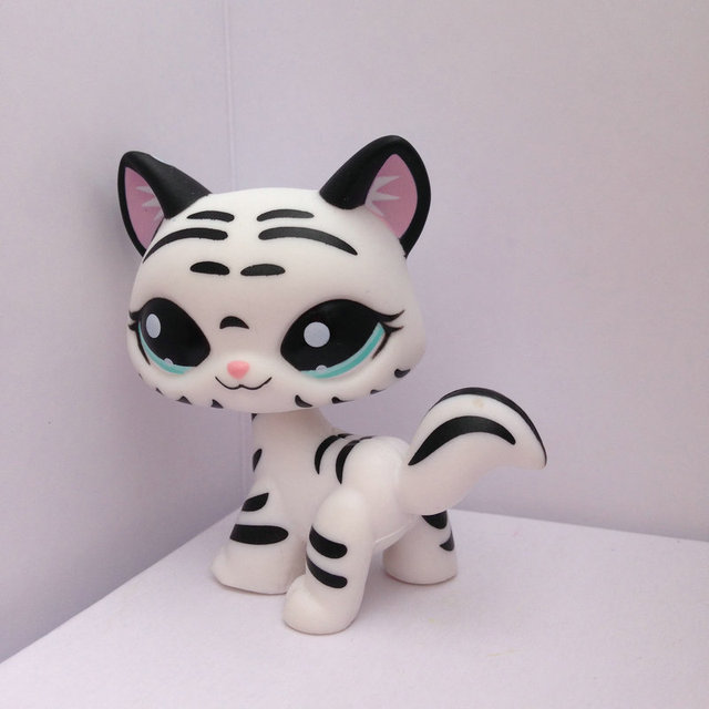 Pet Shop Кукла Животных Рисунок Ребенка Игрушки Gril Кошка DWA212