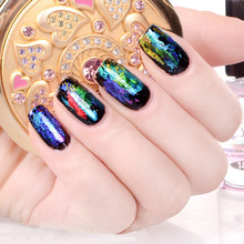 15Pcs/lot   Mix Color Transfer Foil Nails Art Start Design Sticker Decal For Polish Care DIY Free Shipping