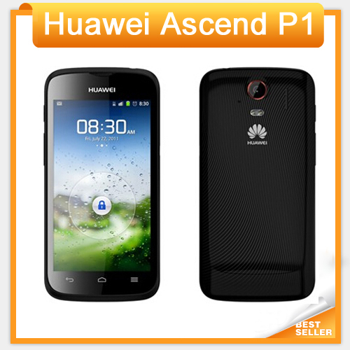 "Huawei Ascend P1 LTE Original Unlocked phone 4G LTE Android Dual Core 1.5GHz 4.3"" huawei U9202 Gorilla HD Screen Free Shipping(China (Mainland))"