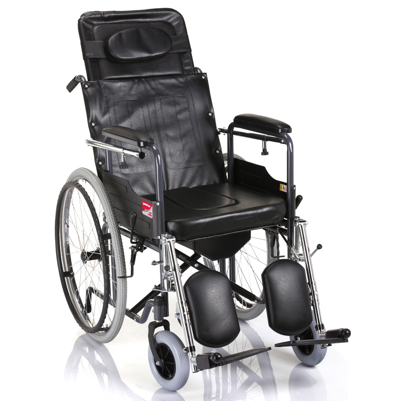 Yuwell H059b Handicapped Wheelchairs For Elderly Folding