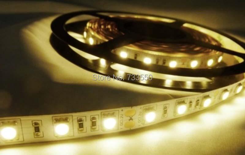 Светодиодная лента OEM 5 5050 SMD 12V 60 /m, SMD5050 светодиодная лента tdm electric smd5050 60 54 12 144 ye ip54 yellow sq0331 0073