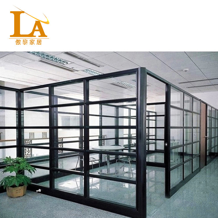 Modern Minimalist Office Partition Wall High Compartment
