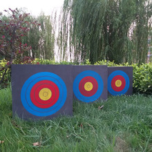 1pc Direct selling Eva sponge archery target archery equipment durability for recurve bow and compound bow