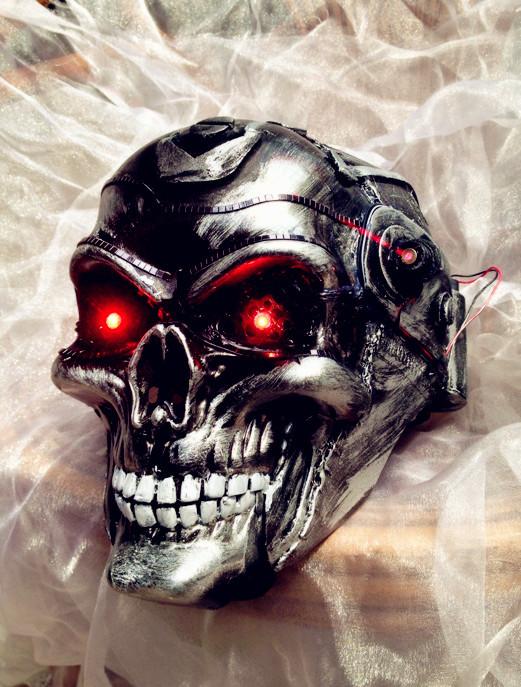 Terminator Robot For Sale Terminator Robot Helmet