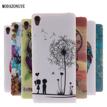 Buy Luxury Cartoon Cell Phone Cover Case Sony Xperia Z3 D6603 D6643 D6653 D6616 D6633 Dual Case Silicone Soft TPU Back Cover for $1.89 in AliExpress store