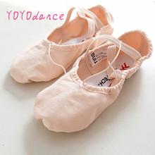 Buy Flesh camel practice ballet shoes canvas ballet shoes women ballet flats women 5308 for $7.90 in AliExpress store