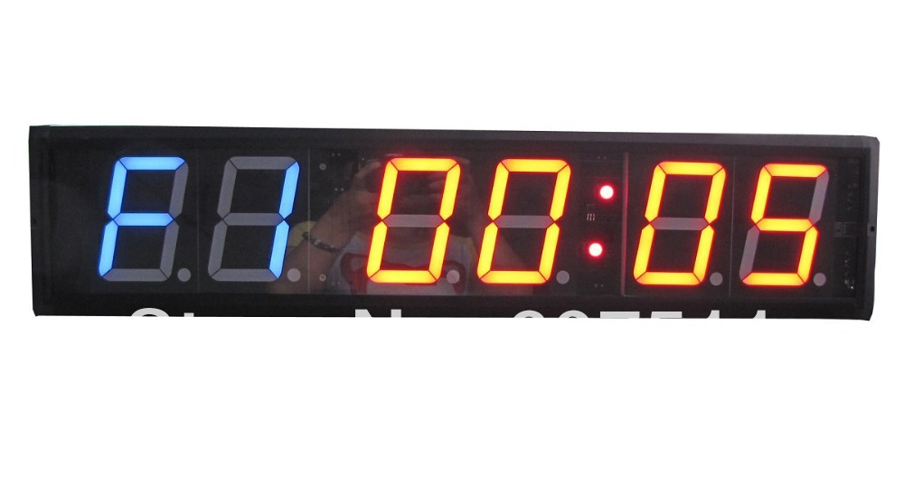 4'' Character High MMA WOD Crossfit Interval Timer GYM ...