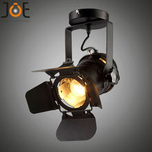 Loft RH American Rural Industrial Retro personality Lighting Ceiling Lamps Absorb Dome Light include E27 LED Bulbs 9166(China (Mainland))