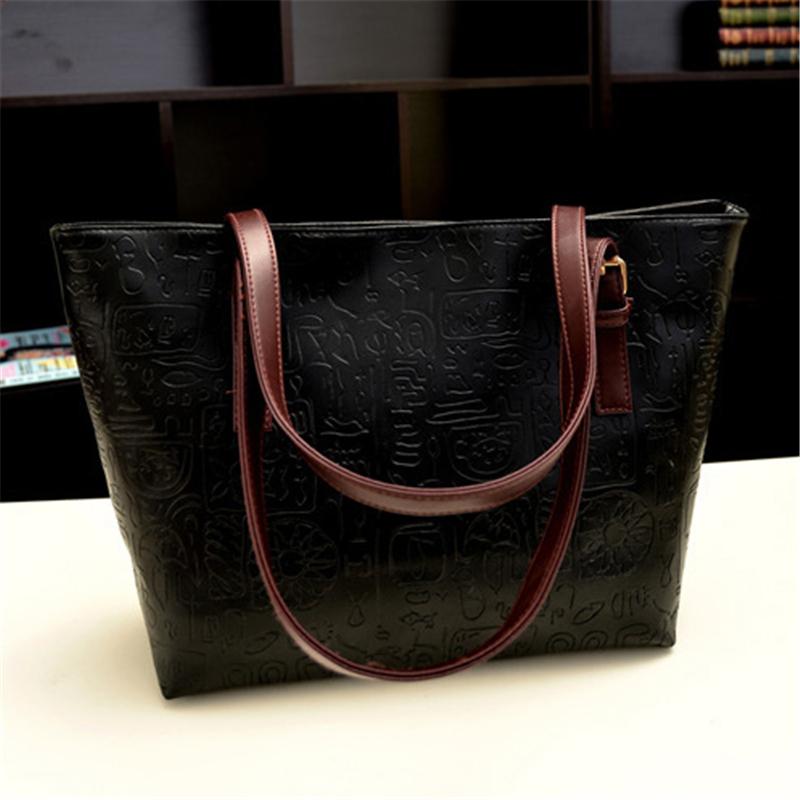 2016 New Arrival Lady Women Handbag Messenger Hobo Bag Women Shoulder Bags Tote Purse Satchel High Quality Free Shipping N566(China (Mainland))