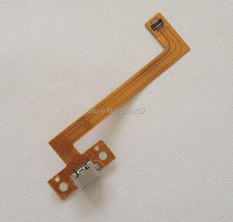 Новый микро-USB зарядка порт DC разъем питания ленты Flex кабель для kobo дуги K107 7
