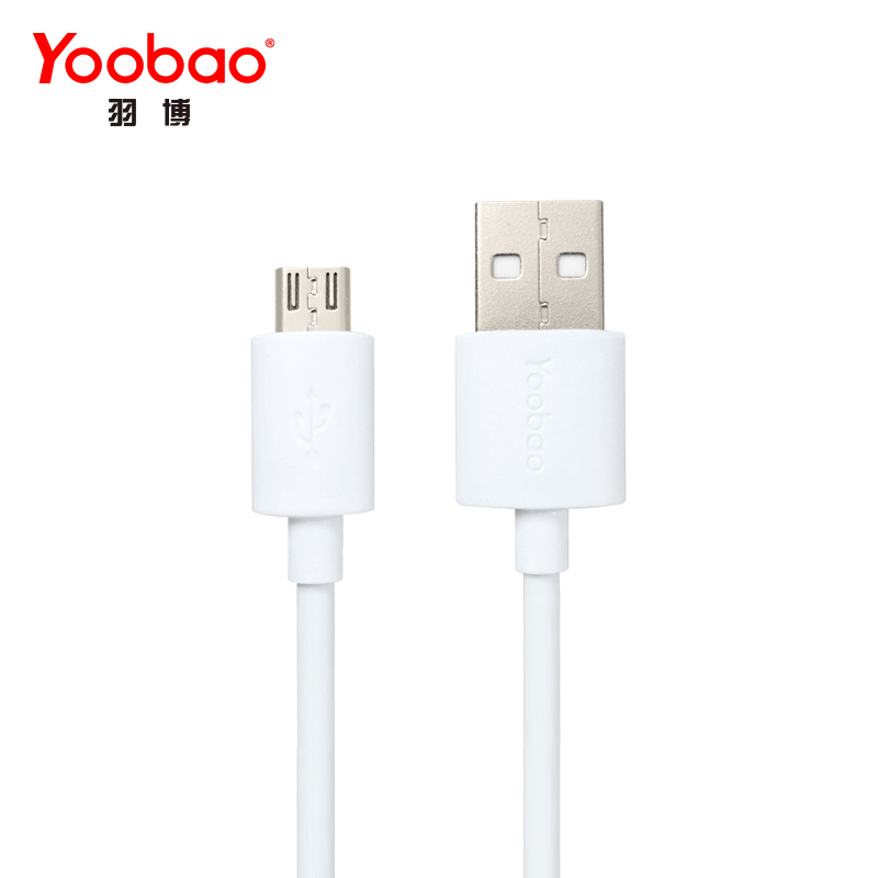 Original Yoobao Universal Charge Cable for Charging treasure Portable Quickly Charging Micro USB Port Data Sync Transfer 0.5m(China (Mainland))