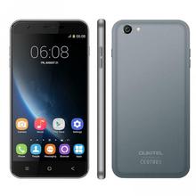 Original OUKITEL U7 5.5 Inch IPS MTK6582 Quad Core Android 4.4 1GB RAM 8GB ROM Mobile Phone Dual SIM 5MP+2MP 960*540 Smartphone