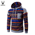 2016 New Chinese Style Fashion Men Hoodies Patchwork Men s Male Hoodie Autumn Casual Hoodie Jacket