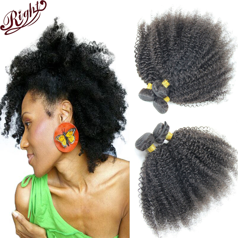 Top 7A Afro Kinky Curly Braiding Hair Weave 3PCS Mongolian Kinky Curly Virgin Hair Afro Curly Hair Extensions Tissage 01AC462