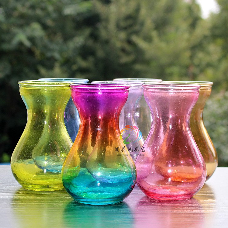 Popular hyacinth glass vase buy cheap hyacinth glass vase lots from china hyacinth glass vase - Planting hyacinths pots ...