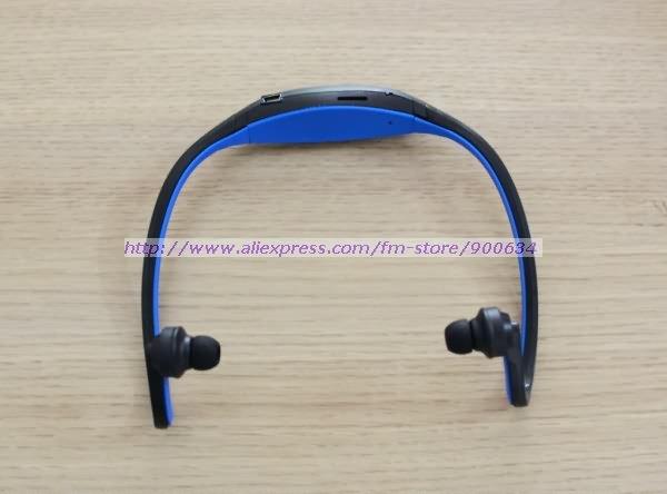 Sports MP3 Player with TF card slot - Headset Handsfree Headphones - mp100(China (Mainland))