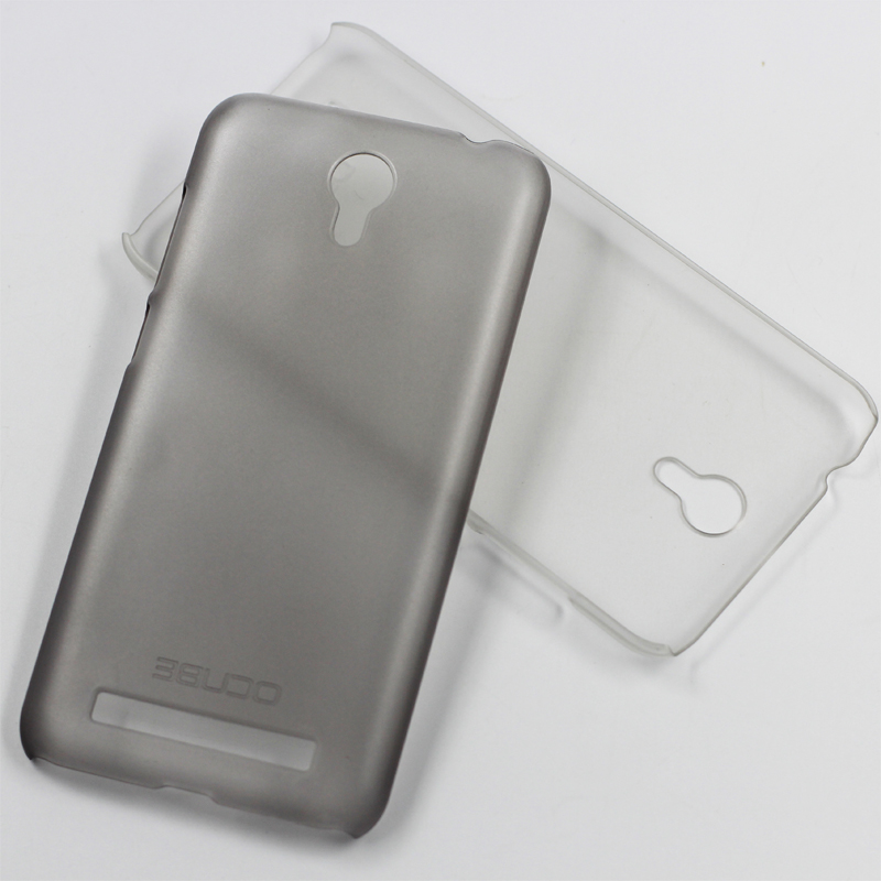Clear PC Transparent Back Cover Case Dirt Resistant Mobile Phone Protective Skin Protector For UMI Touch(China (Mainland))