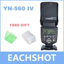 Buy Yongnuo YN-560 IV Flash Speedlite Canon Nikon Pentax Olympus DSLR Cameras YN560 4 560VI upgrade version YN560 II YN560III for $69.00 in AliExpress store