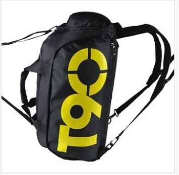 Fashion T90 Brand Waterproof Nylon Handbags Multifunctional Outdoor Men Women travel backpacks Polyester sports bags WZS006