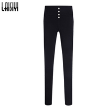 New Spring S-5XL Fashion Leggings 2015 High Waist Big Size Candy Color Pants Pencil Trousers Good Look Women Elastic Pants 825