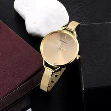2015 luxury brand watch women fashion gold watch full steel quartz watch women dress watches ladies