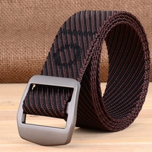 Buy Men Army Tactical Belt Military Nylon Belts Mens Waist Nylon Strap Metal Buckle Drop for $11.75 in AliExpress store