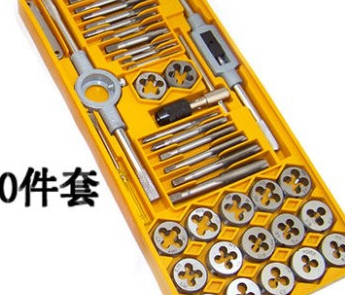 Taps Set multifunction wire tapping wire tapping wrench automotive repair kit Banya hand twisted wire tapping metric combination