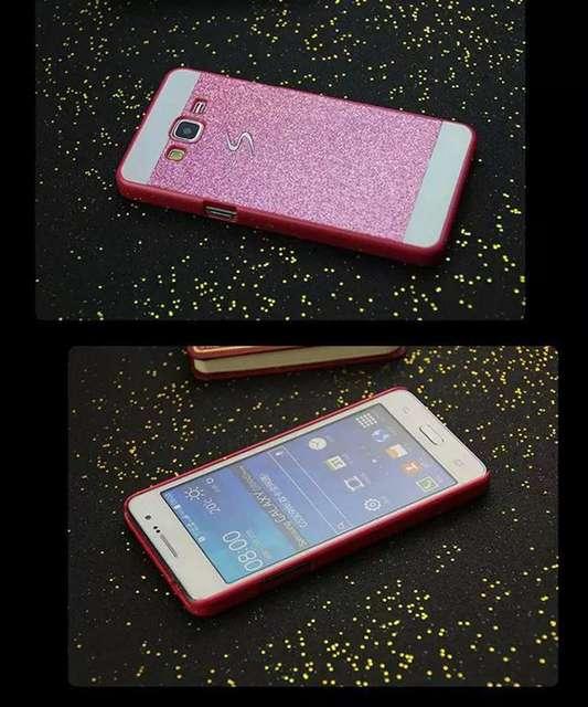 Etui Samsung Grand Prime Shinning różne kolory
