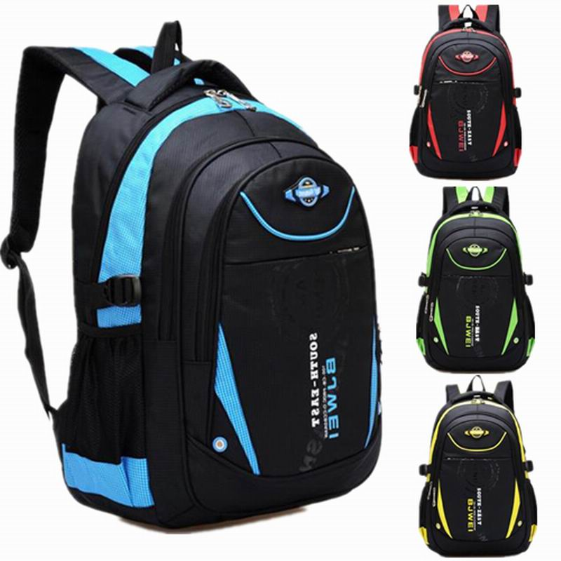 Гаджет  2015 News Children School Bags For Girls Boys Children Backpack In Primary School Backpacks mochila escolar infantil kid bag None Камера и Сумки