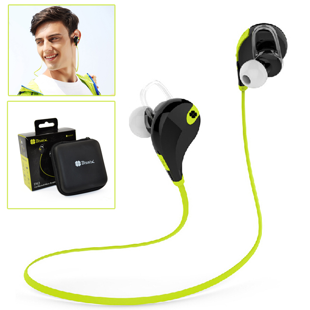 DS2 bluetooth Earphone sport ecouteur In-ear stereo headset Mini and easy taking music and call same NFC(China (Mainland))