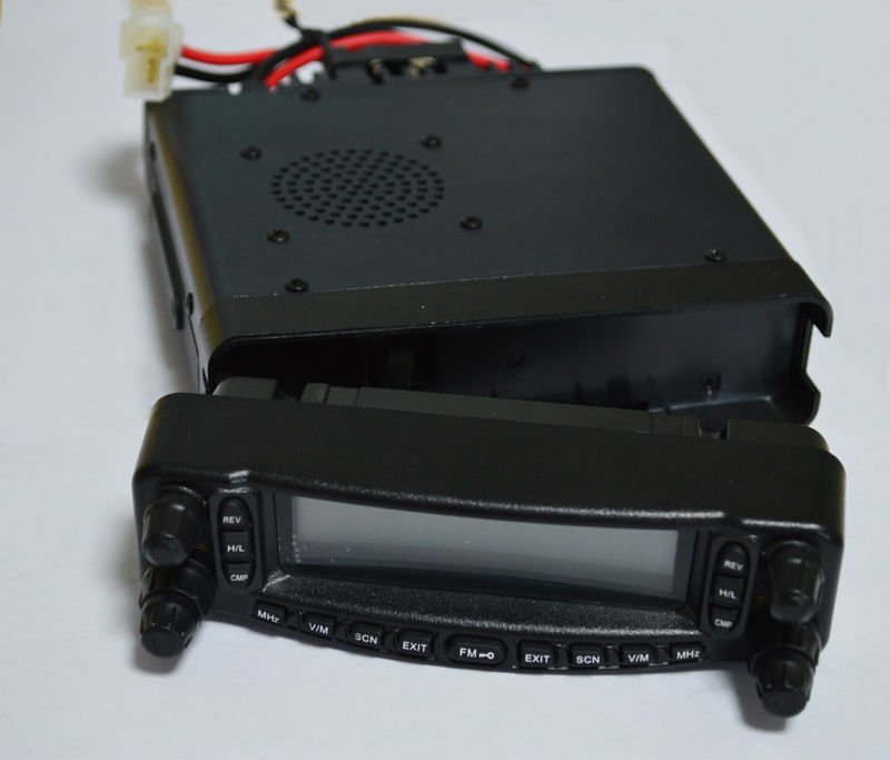 Hotselling Dual Band Ham Radio with Cross Band DTMF Microphone(China (Mainland))