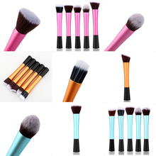 Brand Professional Makeup Brushes Set Makeup Brushes Kit Free Shipping(China (Mainland))