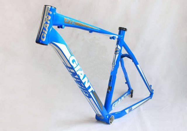 "GIANT XTC-FR Original ALUXX SL Alu 26"" 26ER MTB Mountain Bike Bicycle Parts Frame Size 20"" Cycling Frame"