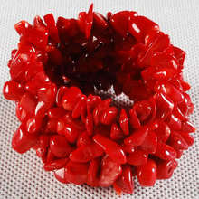 Hot sale! red/white/mixed purple 3 kinds of coral bracelet for fashion party!(China (Mainland))