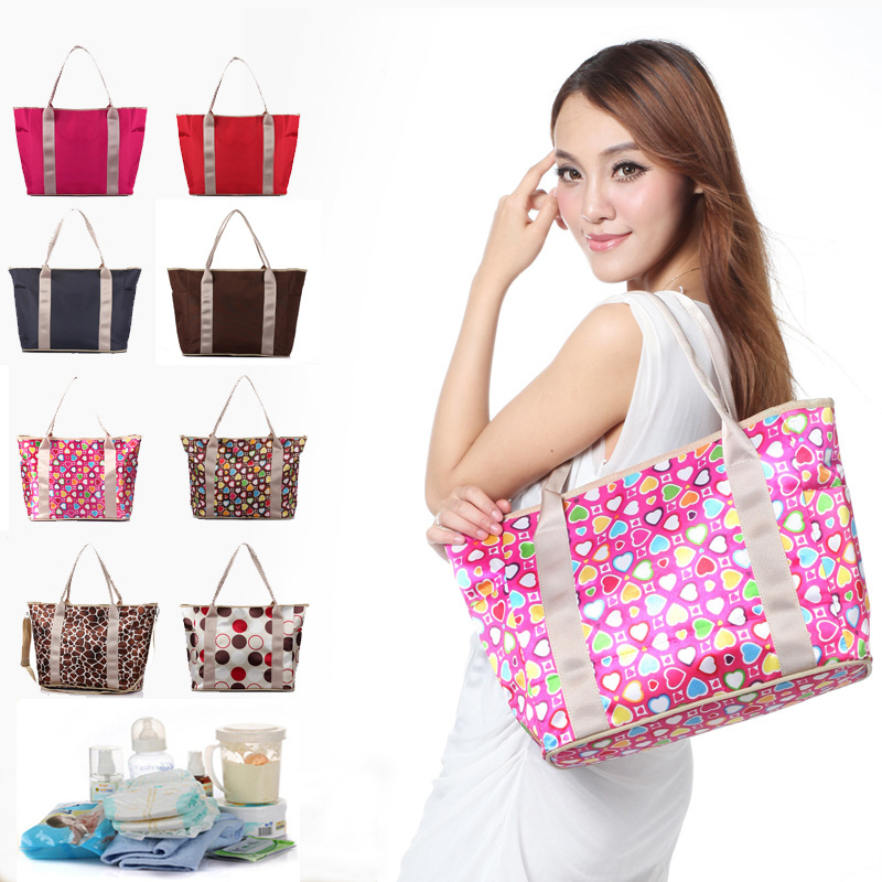 Fashion Designer Tote Nappy Bags Cross Body Multifunctional Mummy Bags Maternity Baby Diaper Bags Mother Dollar Price Baby Bag(China (Mainland))