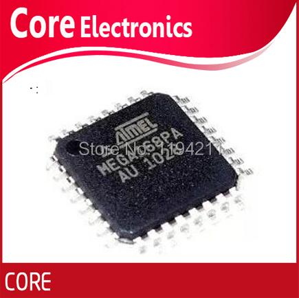 20PCS/LOT NEW ATMEL ATMEGA168 ATMEGA168PA MEGA168 MCU AVR 16KB FLASH 20MHZ 32TQFP IC ,(ATMEGA168PA-AU(China (Mainland))